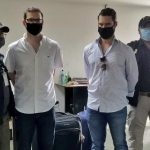 Brothers Ricardo Alberto And Luis Enrique Martinelli Are Arrested in Guatemala With an Extradition Order to The United States