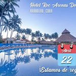 Roc Hotels announces the reopening of its hotel Roc Arenas Doradas in Varadero for 22nd April