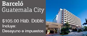 Barcelo Guatemala City