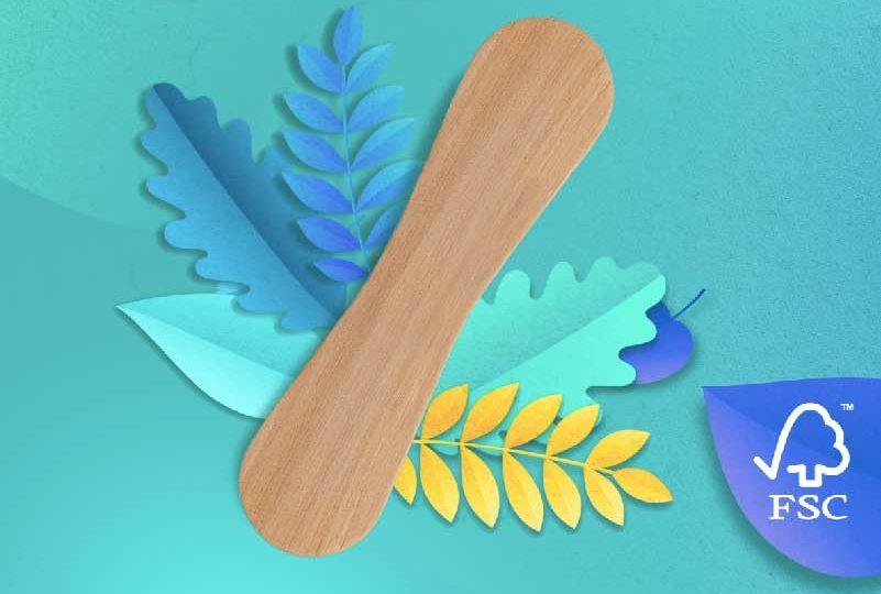 Eliminan cucharitas plásticas para reducir uso de plástico