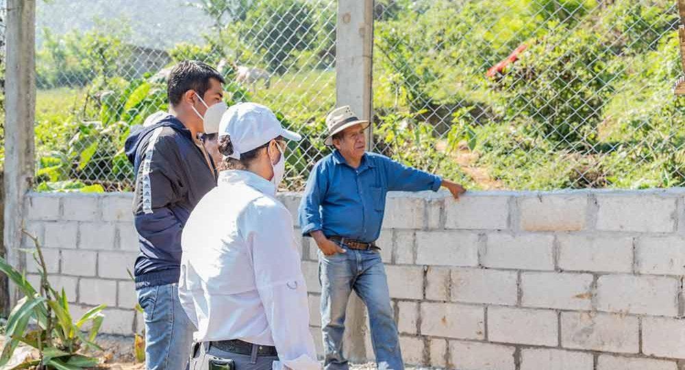 Trecsa contribuye a proteger el camposanto de la aldea Ilom en Quiché