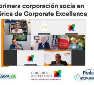 CMI se convierte en la primera corporación socia en Centroamérica de Corporate Excellence
