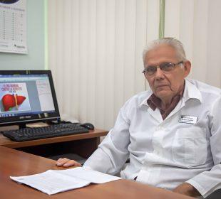 Doctor en Ciencias Enrique Arús Soler