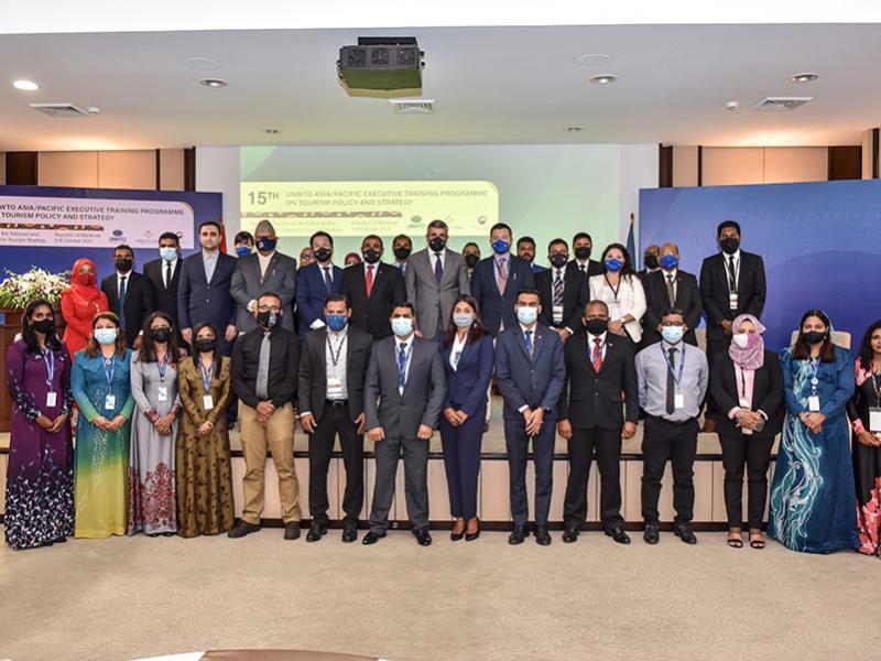El turismo interno como tema principal de la reunión de los líderes del turismo en Maldivas